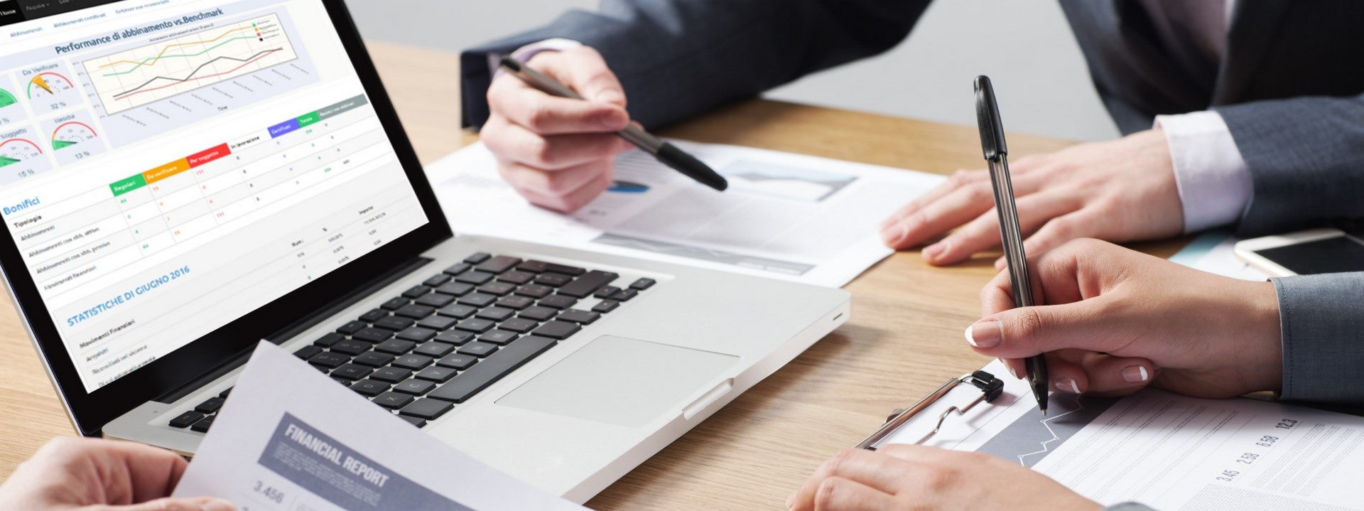 IMPROVE CREDIT RECONCILIATION ANALISYS